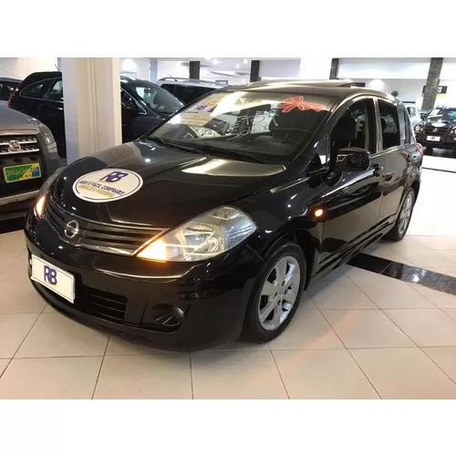 Nissan Tiida 1.8 Sl Flex Aut. 5p