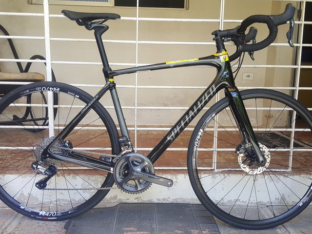 Specialized Roubaix Comp Di2