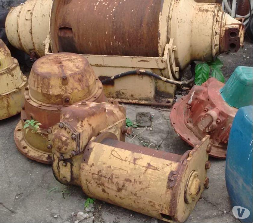 Guincho Hidráulico Gearmatci 15 toneladas USADO - VENDO
