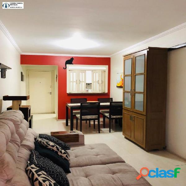 Amplo apartamento com 2 dormitórios Vila Pompéia. 1 vaga