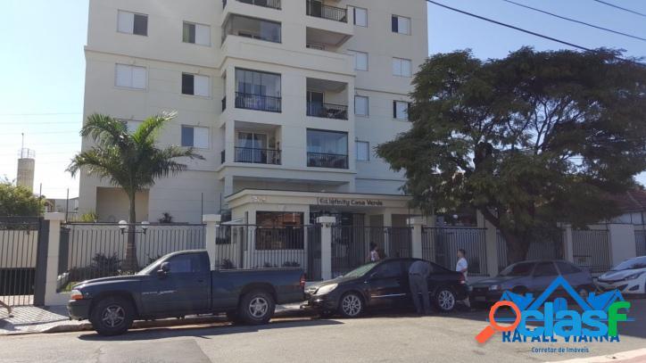 Apartamento Com 3 Dormitórios E 2 Vagas no Condomínio