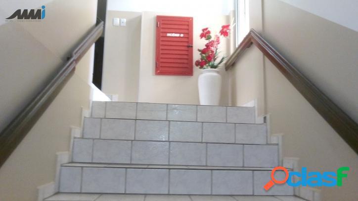 Apartamento de 2 quartos semi mobiliado em Gravata - Navegan