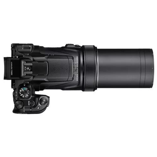 Câmera Nikon Coolpix P1000 125x Wifi Preta + 64gb S/j