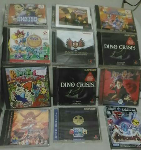 Lote de jogos Originais e importados