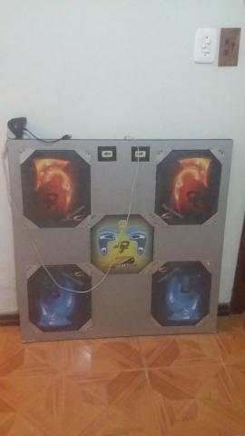Pad de Pump it up para PS2 e PC