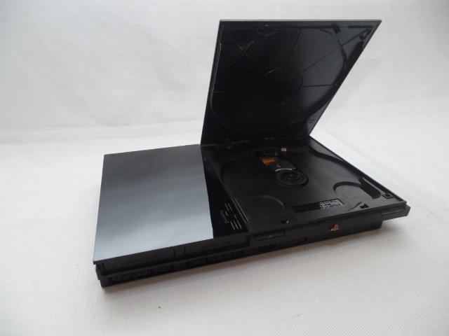 Playstation 2 com Tapete de Dança e vários jogos Ótimo