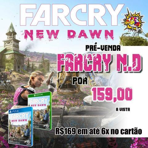 Pré Venda FarCry New Dawn