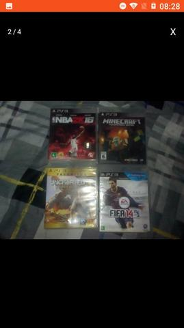 Troco ou Vendo Ps3 Super Slim
