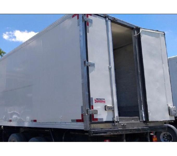 Caminhão Ford Cargo 2422 Baú Frigorifico 2008