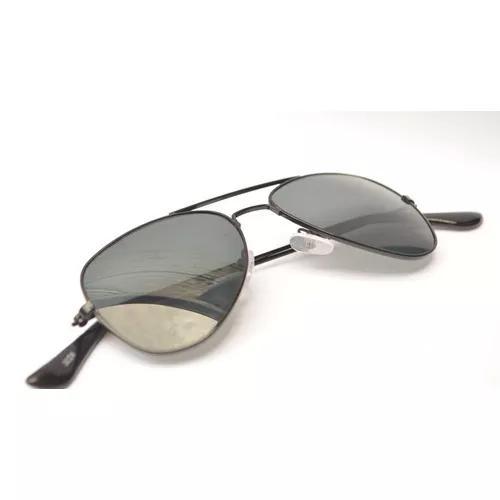 Oculos De Sol Infantil Aviador Moderno Elegante Crianças
