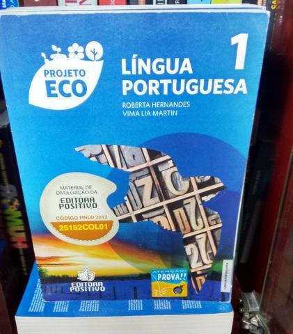 Coleção de Livros de Lingua Portuguesa