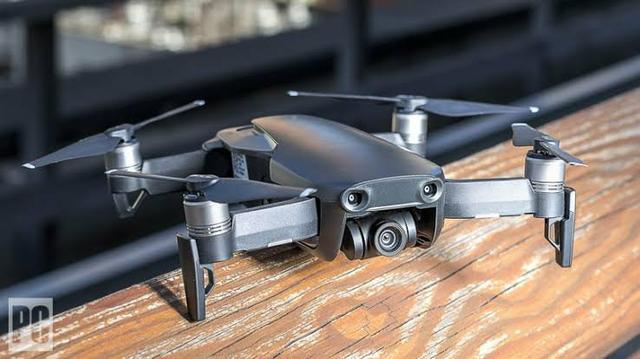 Drone Mavic Air Combo Fly More troco por Mavic Pro