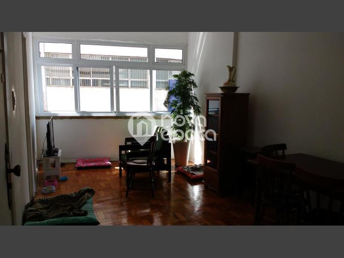 Tijuca, 3 quartos, 90 m² Rua Conde de Bonfim, Tijuca, Zona