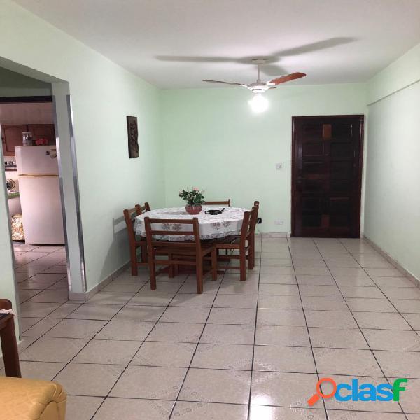 Apartamento 01 dormitório, Vila Tupi, Praia Grande, SP.