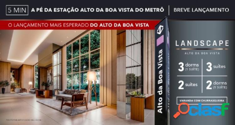 Apartamento em Lançamentos no bairro Santo Amaro - São