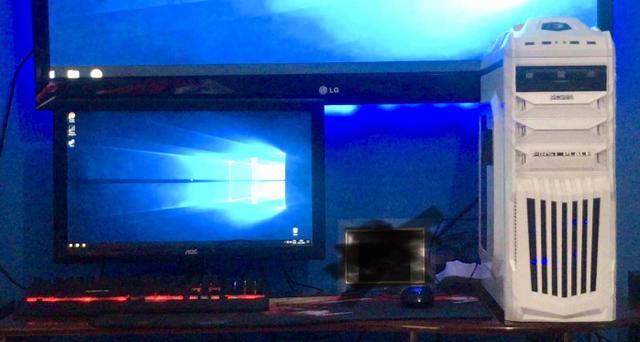 Pc gamer i5 + GTX 970