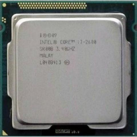 Processador intel i