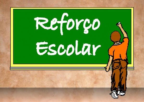 Promoção de reforço escolar