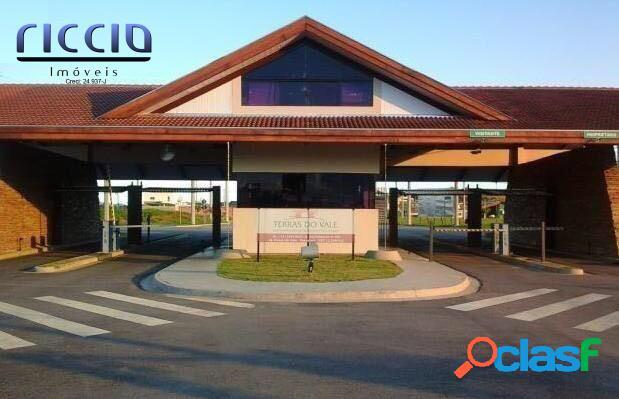 Terreno Condomínio Terras do Vale - 300 m² Quadra 3