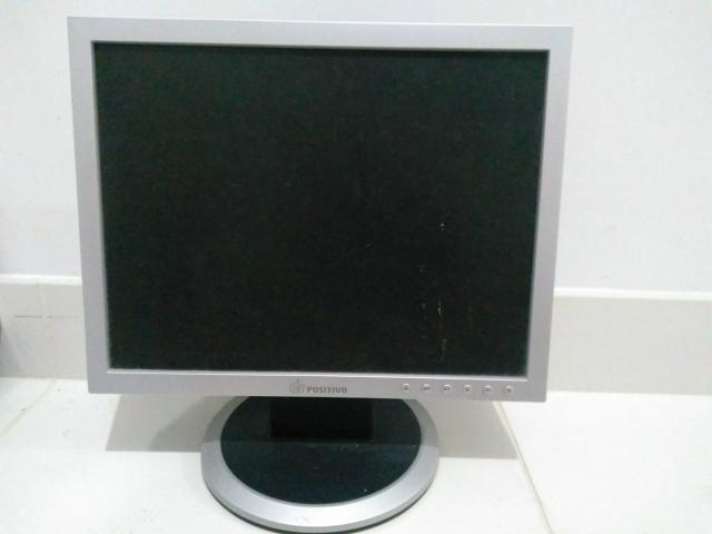 Vendo Monitor Positivo 14 polegadas