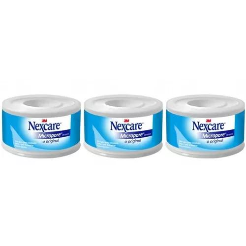 3m Nexcare Micropore 2,5mmx4,5m (kit C/06)