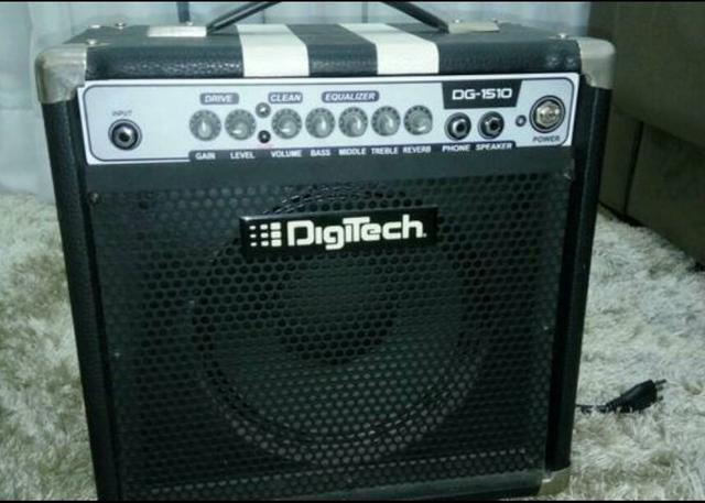 Amplificador Digitech Dg