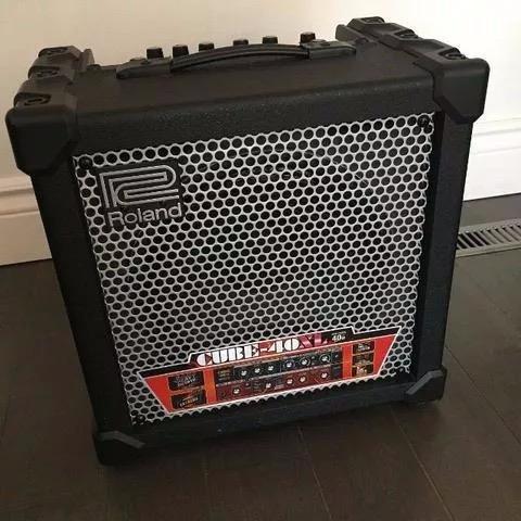Amplificador (cubo) Roland Cube 40xl - 40w