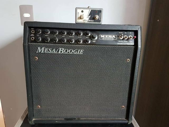 Amplificador mesa boogie caliber dc2