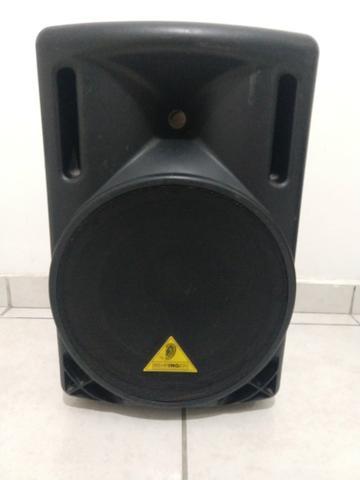 Caixa de Som Amplificada Ativa Behringer B212a