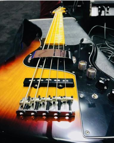 Fender Jazz Bass V5 Marcus Miller