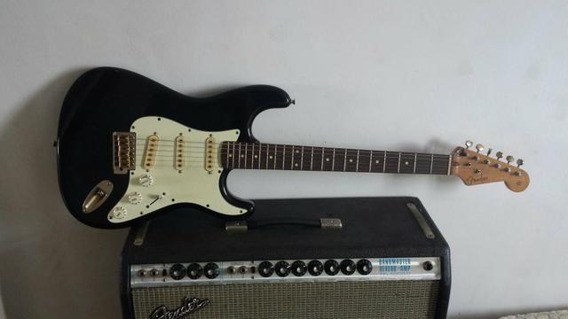 Fender Stratocaster FST62-Shelter Alder das Antigas!
