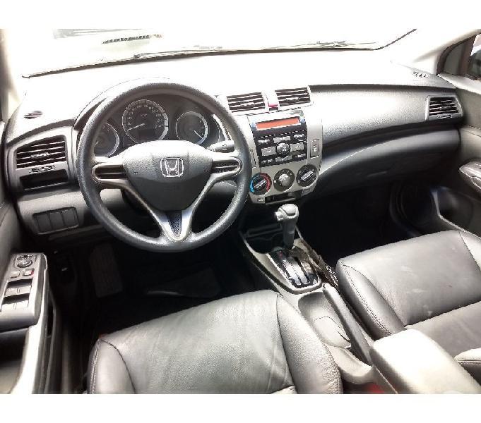 HONDA CITY LX 1.5 FLEX 4P AUTOMÁTICO COMPLETO - 2013