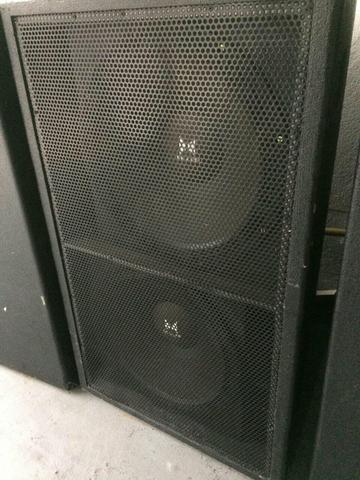 Imperdível: Caixa Sub Grave SB com 2 falantes