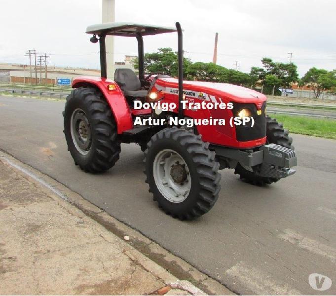 Massey Ferguson 4275 4x4 Ano:2012,cambio central !!