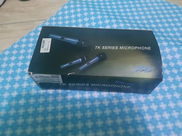 Microfone JTS TK 600