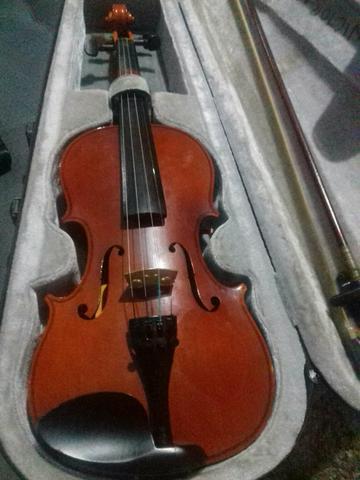 Violino 3/4 vogga em cabo frio