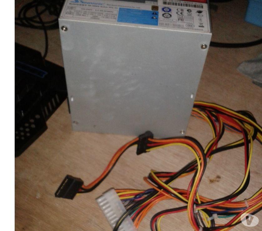 Fonte ATX 300 Watts Seasonic 80 Plus (30 dias de garantia)