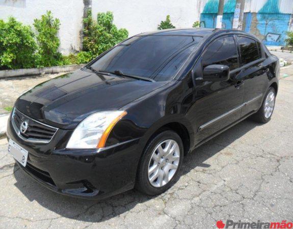Nissan Sentra 2.0 Flex Automático Ano 2012 Novo/ Baixa Km