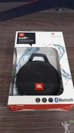 Caixa de Som JBL Clip +
