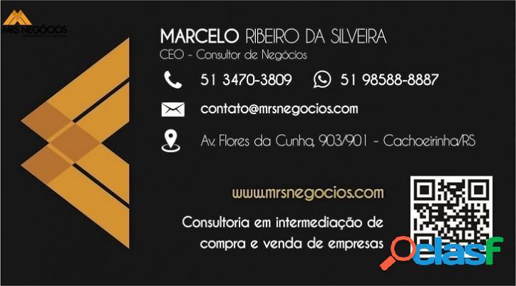 MRS Negócios - VENDE MERCADO DE 30 ANOS - ZN de POA/RS