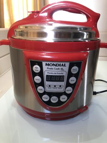 Vendo panela eletrica de pressão Mondial