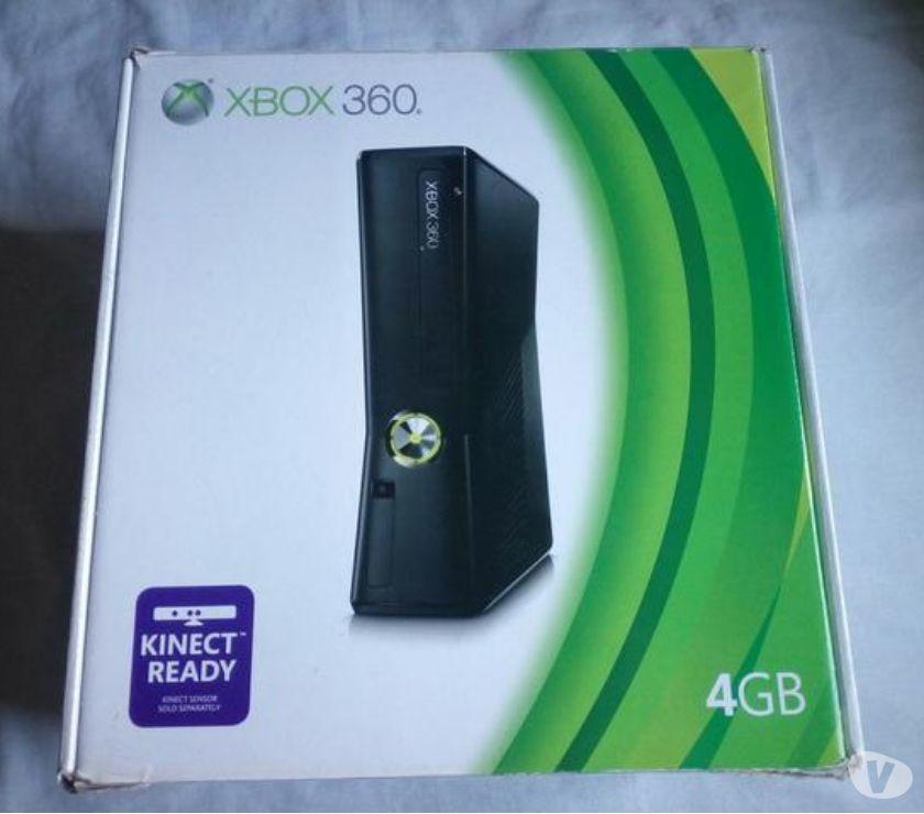 Xbox 360 SLIM DESTRAVA 3.0 COM 05 JOGOS, ACEITO PLAY 2 SLIM