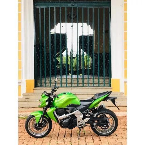 Kawasaki Z 750 2010 Verde Único Dono