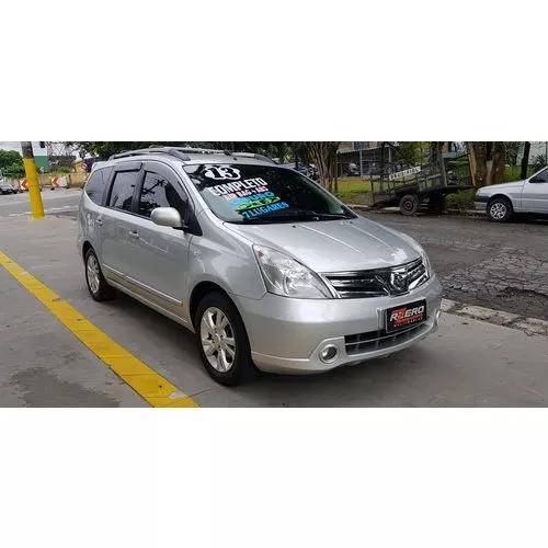 Nissan Grand Livina 2013 Completa Automática 1.8 Flex
