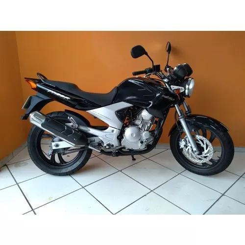 Yamaha Fazer 250 2008 Preta