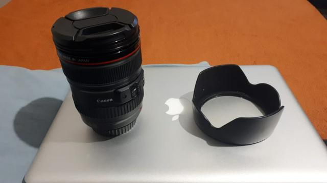 Lente Canon Ef mm F/4l Is Usm