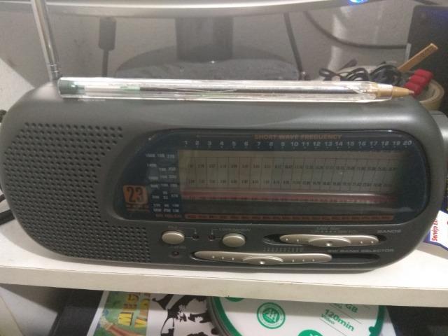 Rádio AM, FM, ondas curtas novo