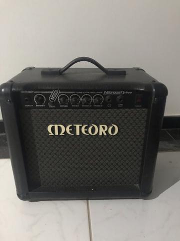Vendo cubo amplificador meteoro nitrous drive