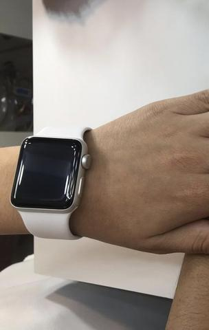 Apple Watch série 3 prata Original