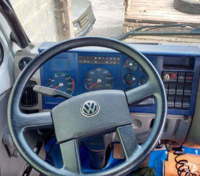 VOLKSWAGEM 15-180 4x2 ANO 2007 TANQUE PIPA 10.000 LITROS C